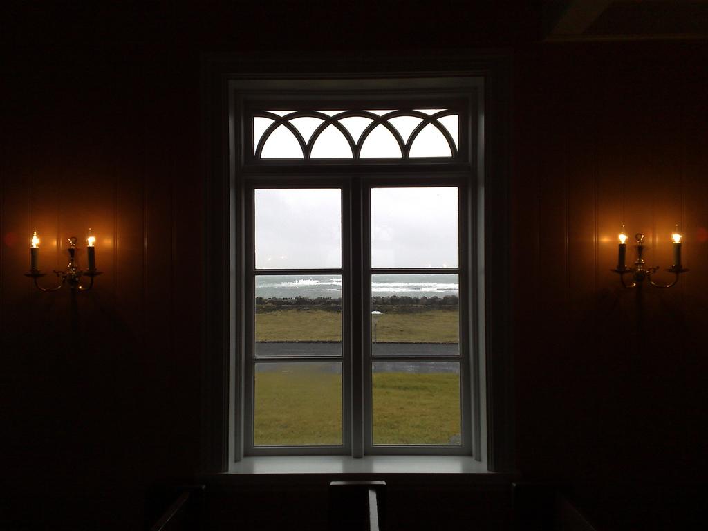 Strandarkirkja Window