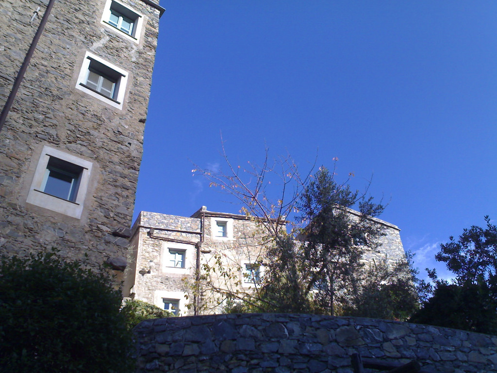 Blue Sky over Colletta
