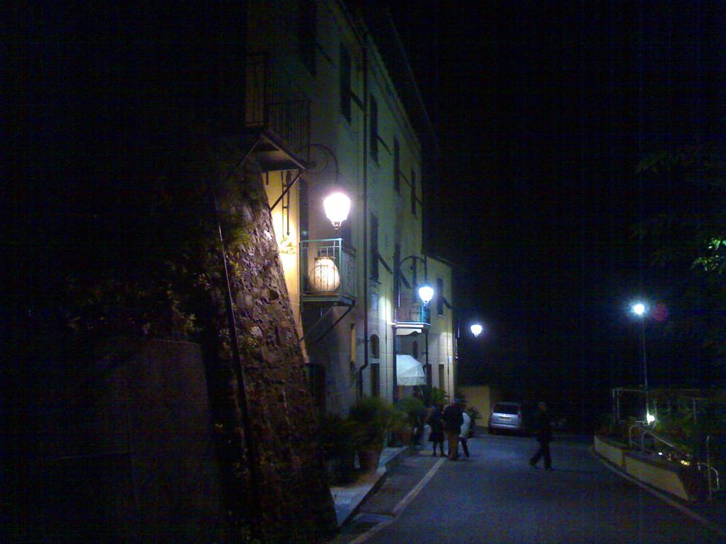 Ristorante Costa at Night
