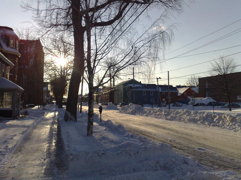 Prince Street Snow