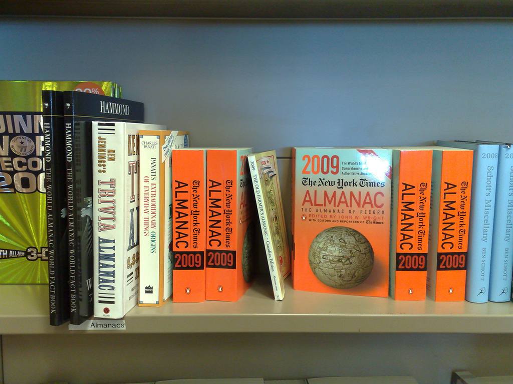 The Last Old Farmer's Almanac