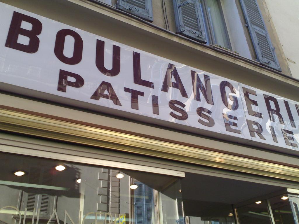Boulangerie Patisserie