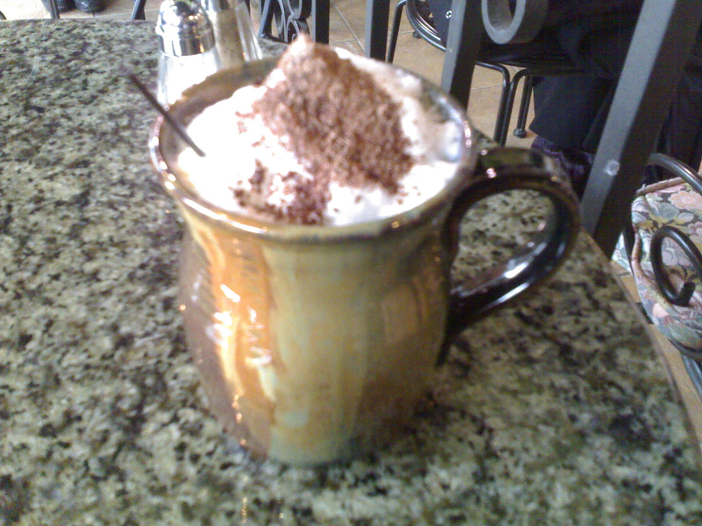The Marketplace Cappuccino