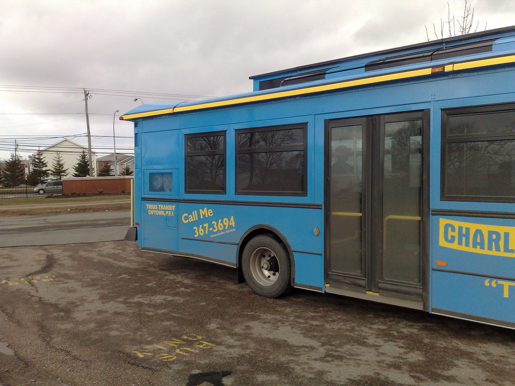 The Talking Bus