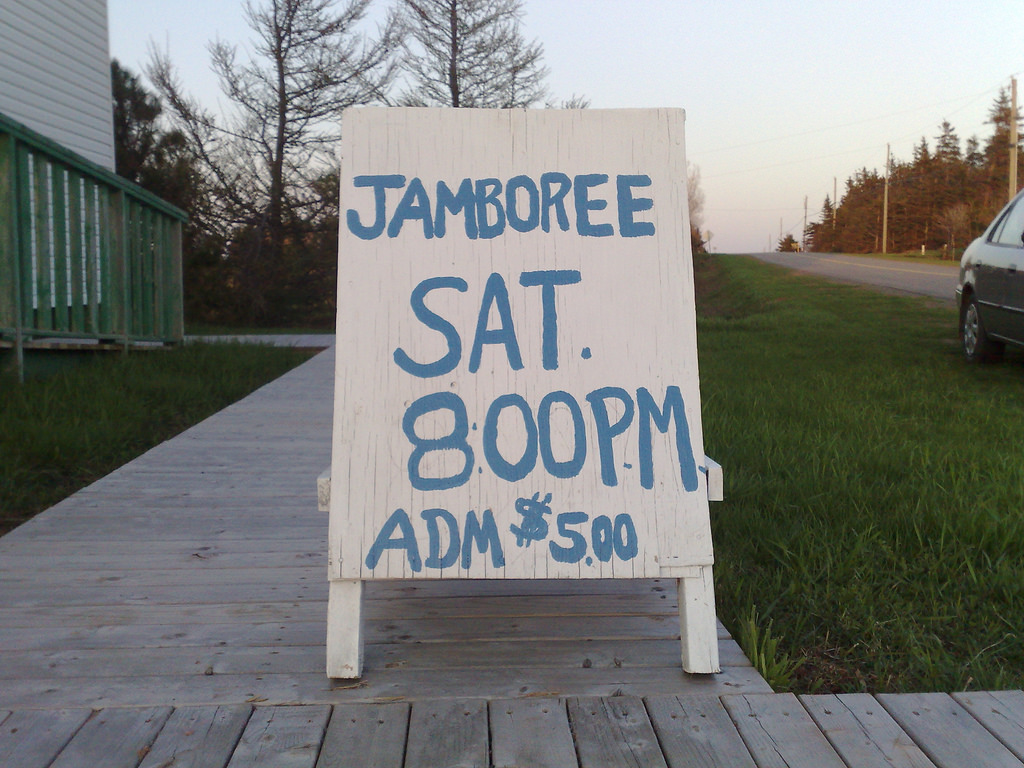 Jamboree at Sea View Hall