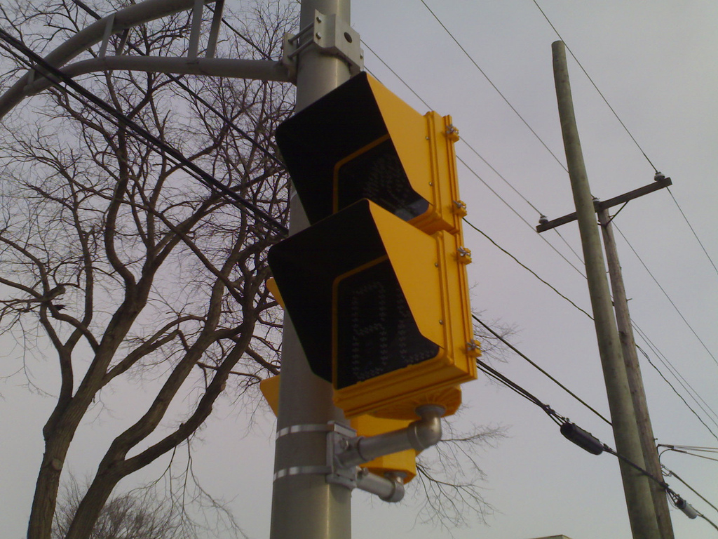 Pedestrian Signals at Grafton and Prince