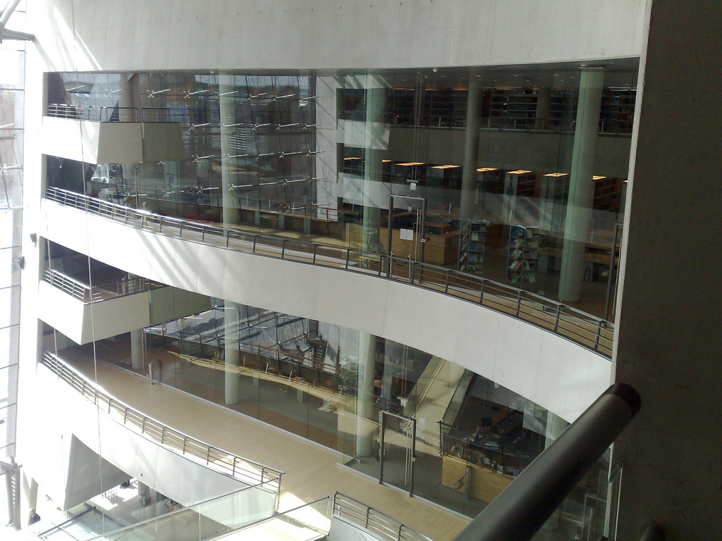 The Royal Library Balconies