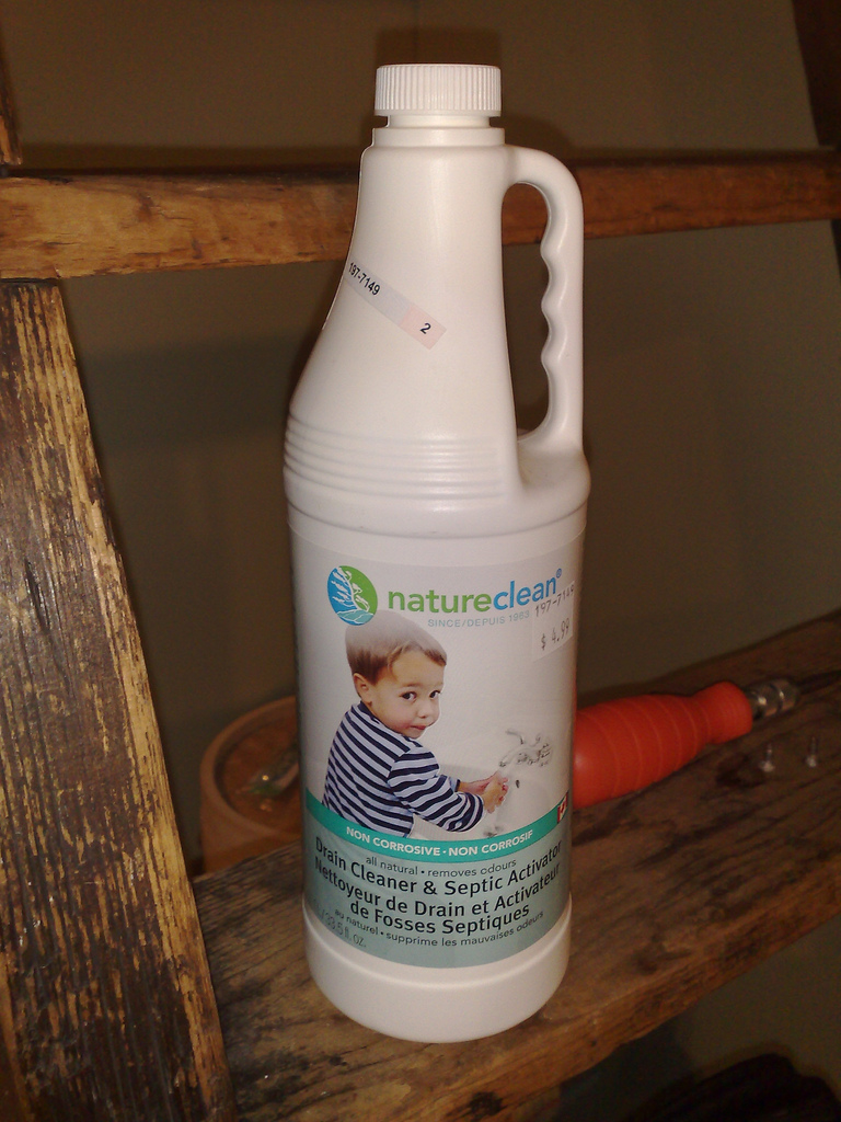 Nature Clean Drain Cleaner