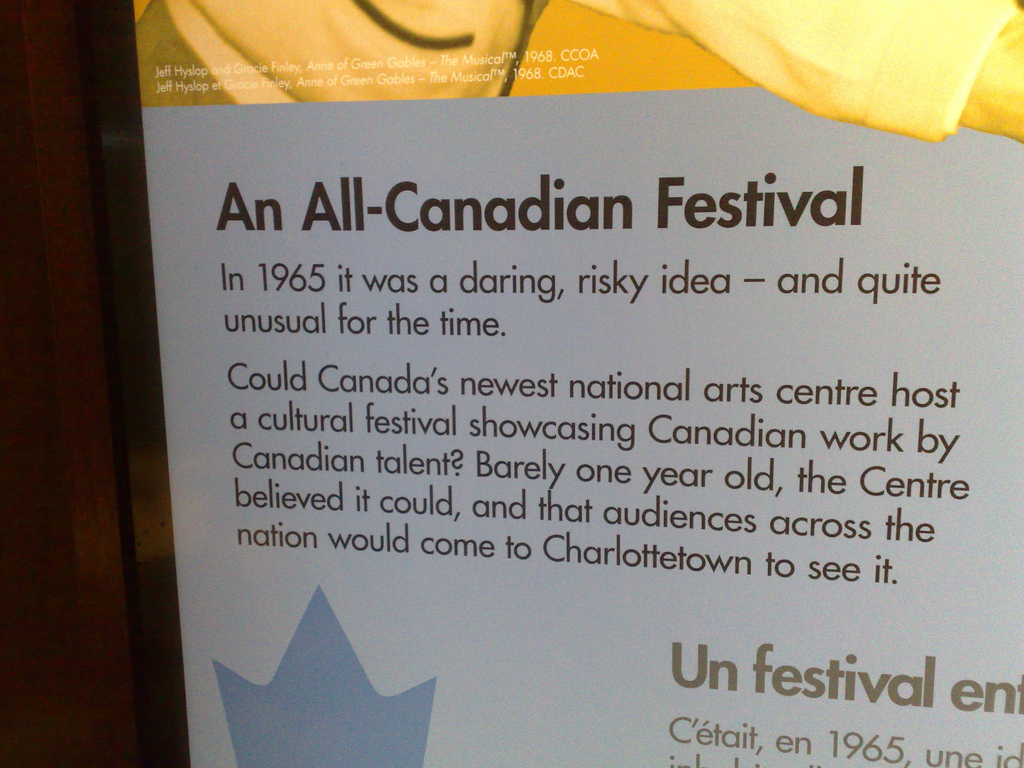 An All-Canadian Festival