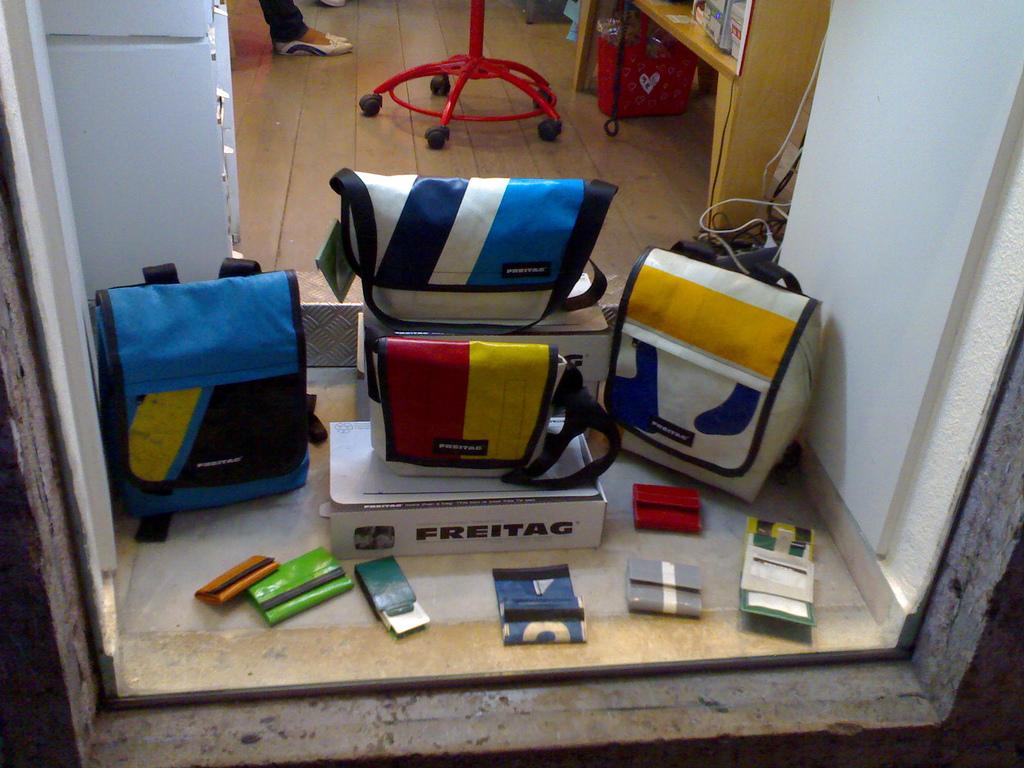 Freitag Bags in Bairro Alto