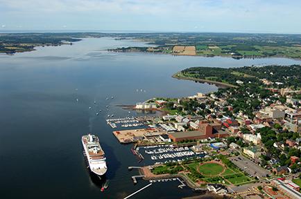 Port of Charlottetown