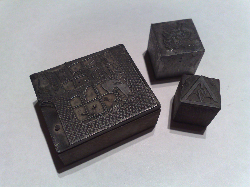 Letterpress Ornaments