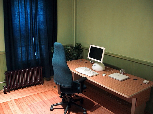 Reinvented Office