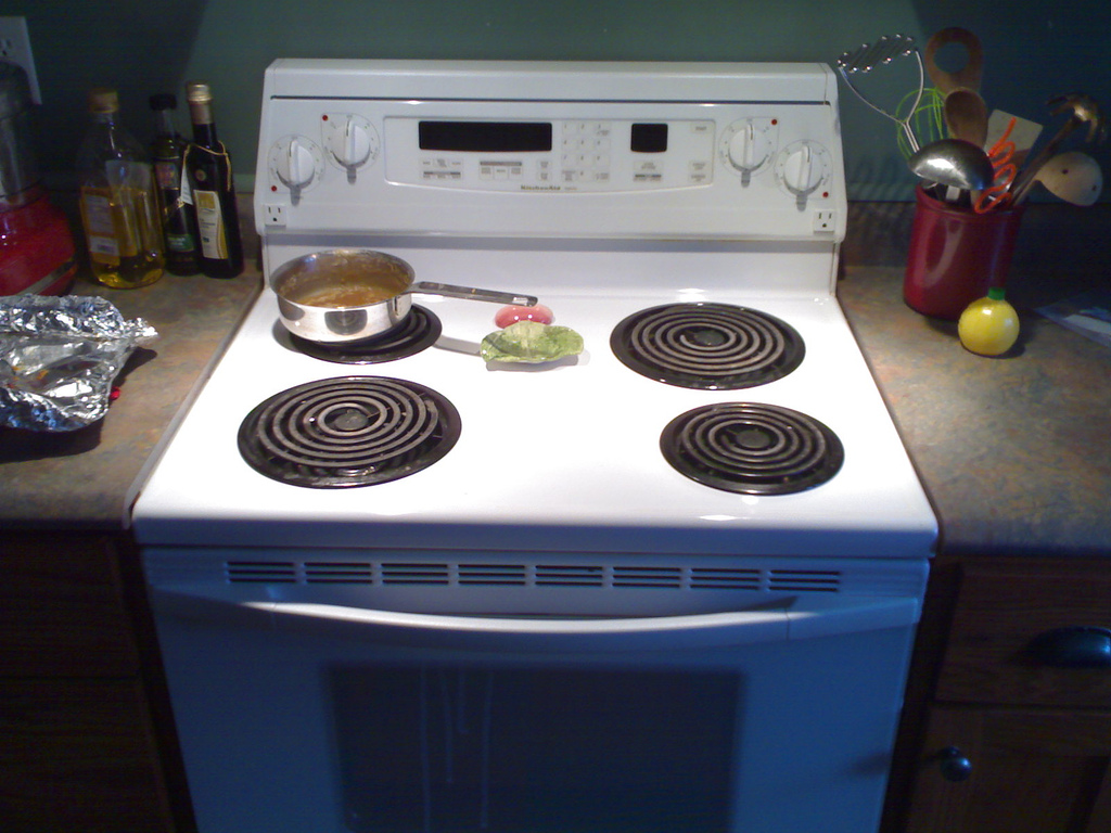 Our Ailing Stove