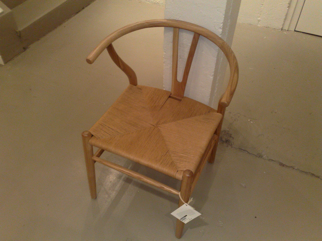 Cottage Industry Chair