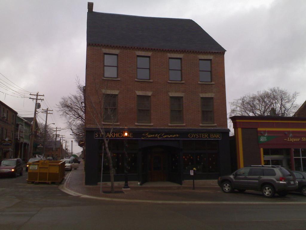 Sim's Corner Restaurant