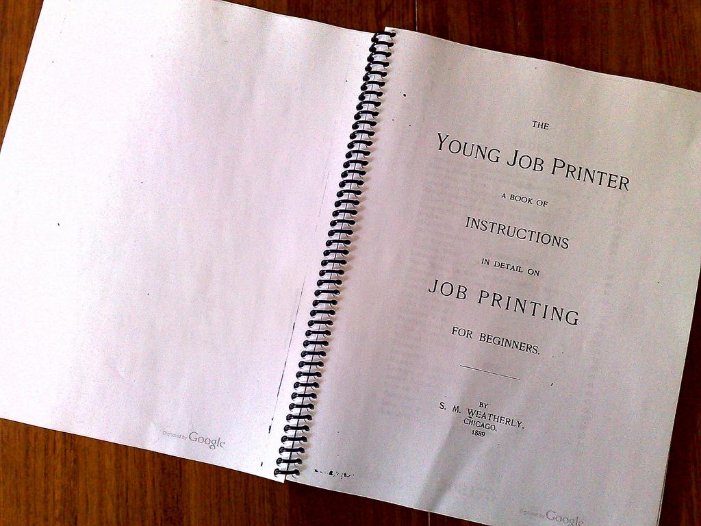 The Young Job Printer