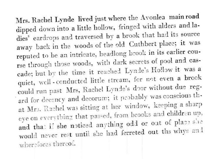 Mrs. Rachel Lynde (stone proof)