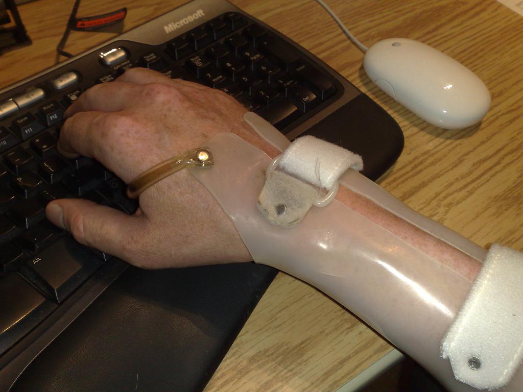 My Wrist Brace