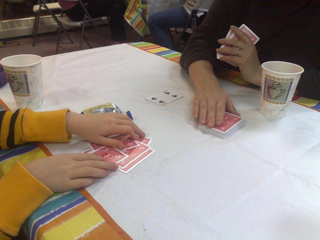 Tea House Card Game