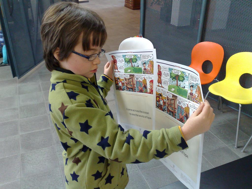 Oliver's Final Letterpress Product