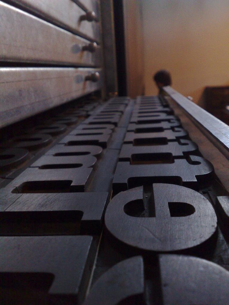 Drawer of Wood Type