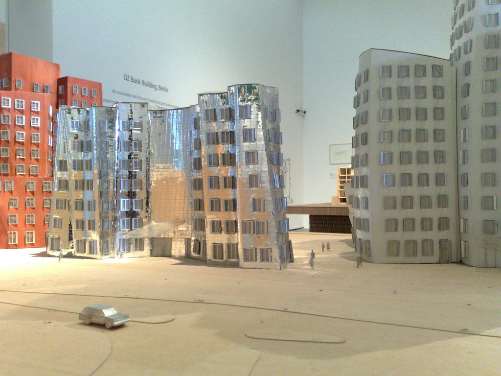 Frank Gehry Model