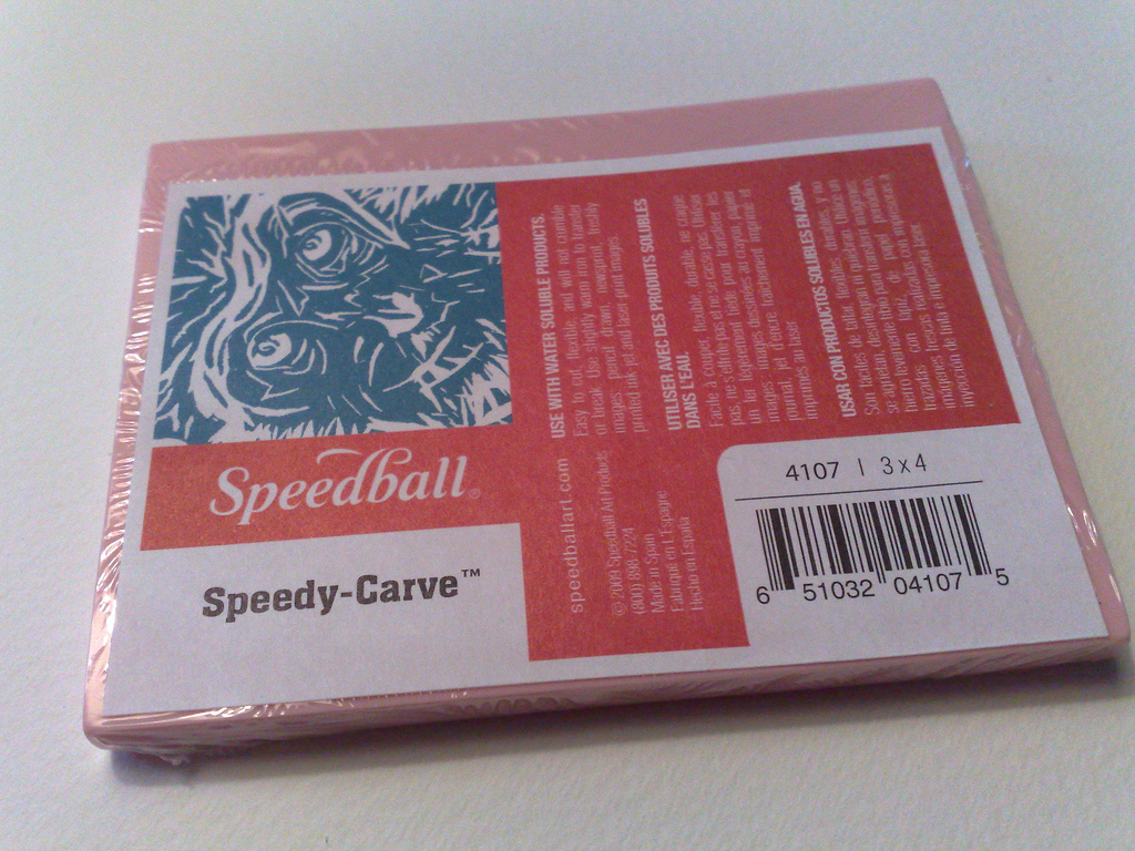 Speedball Speedy-Carve