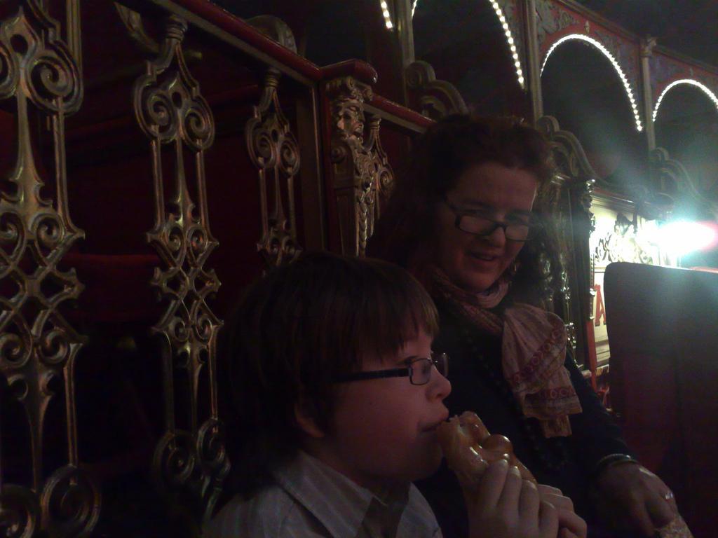 Circus Roncalli Seats
