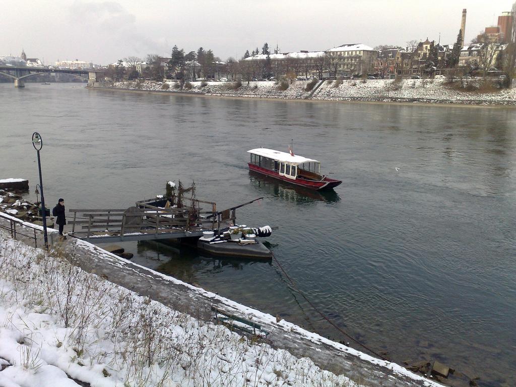 The Rhine at Basel
