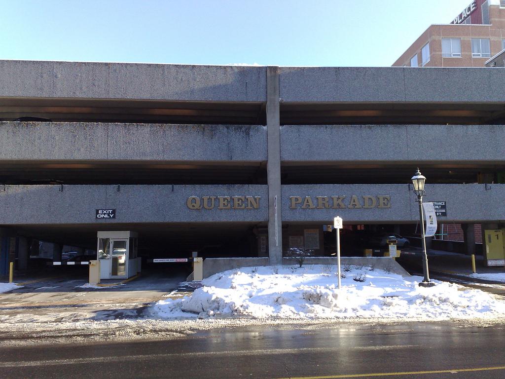 Queen Parkade