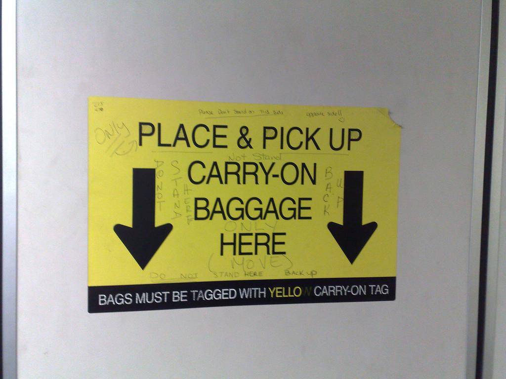Jetway Signage