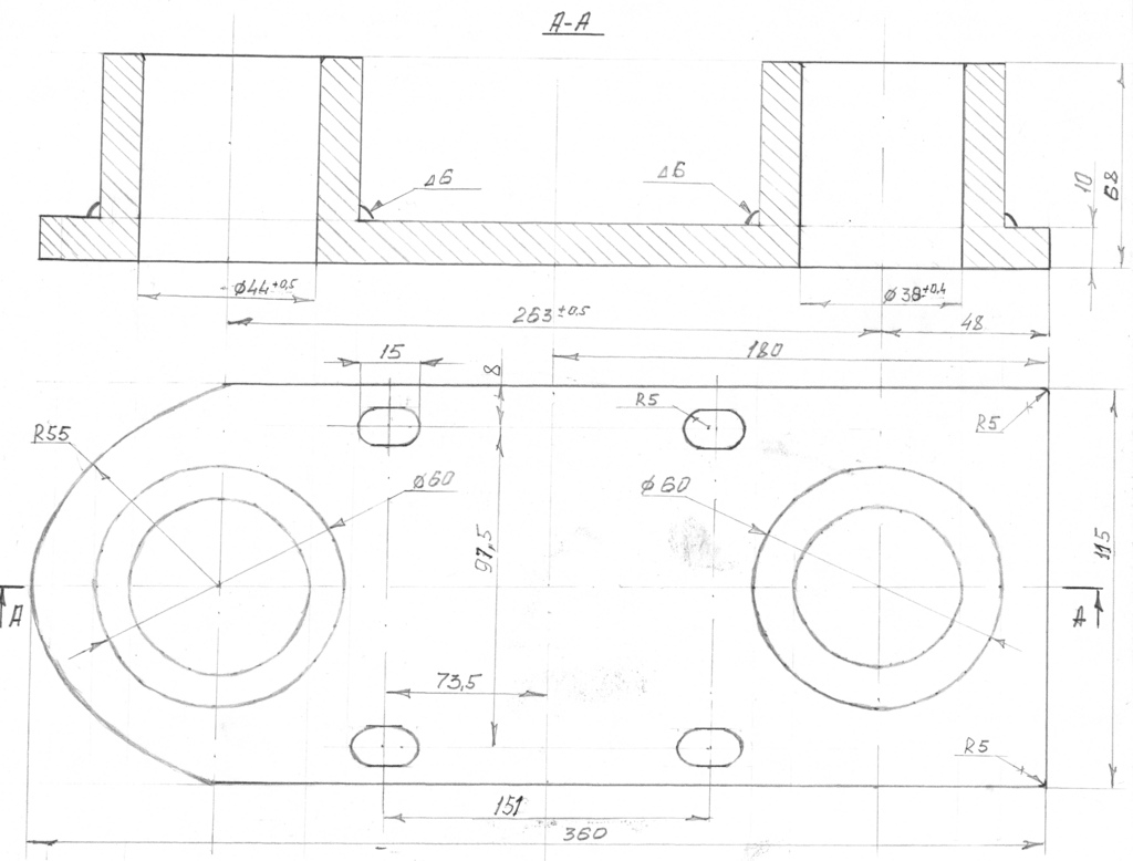 Diagram for Replacement Part, Golding Jobber No. 8