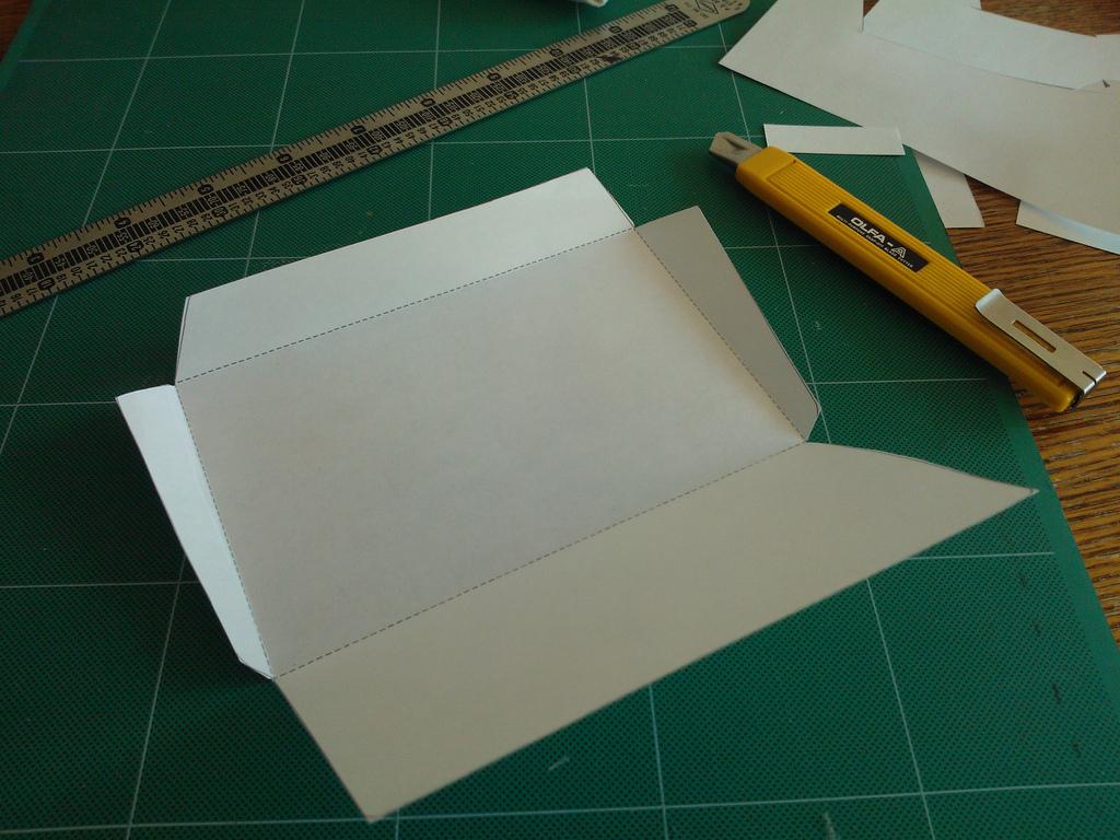 Making an Envelope