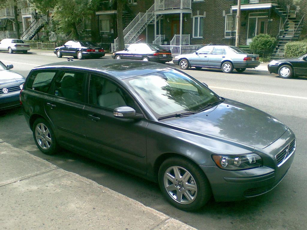 My Volvo V50