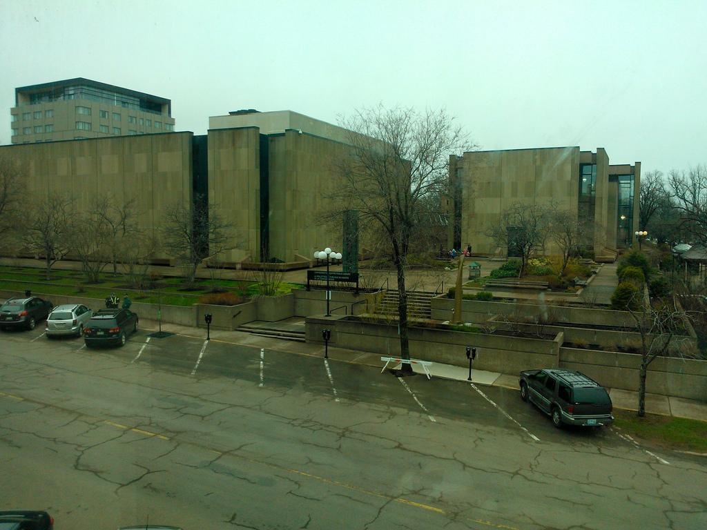 Confederation Centre Today
