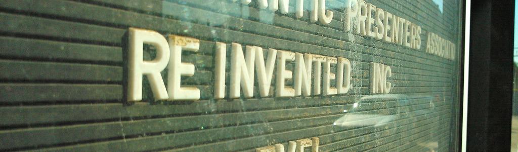 Reinvented Inc.
