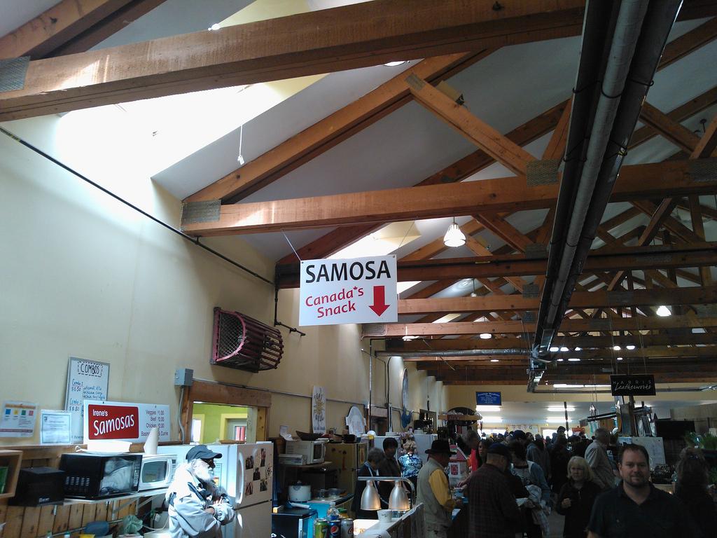 Samosa: Canada's Snack