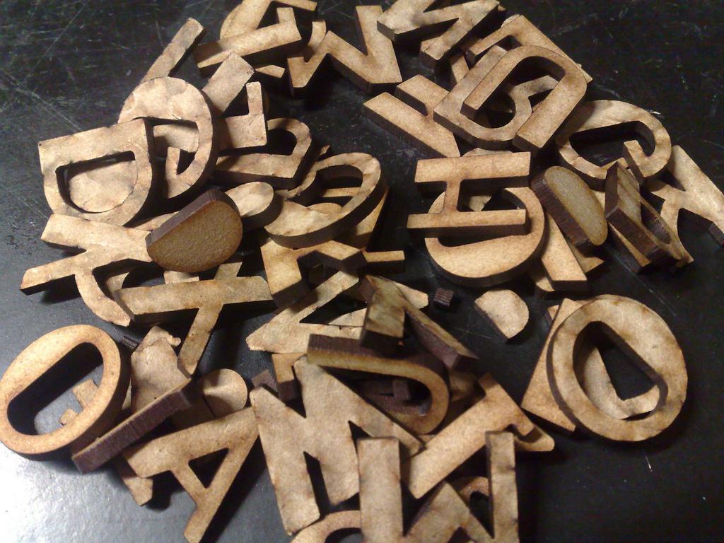 Lemondrop Wood Type