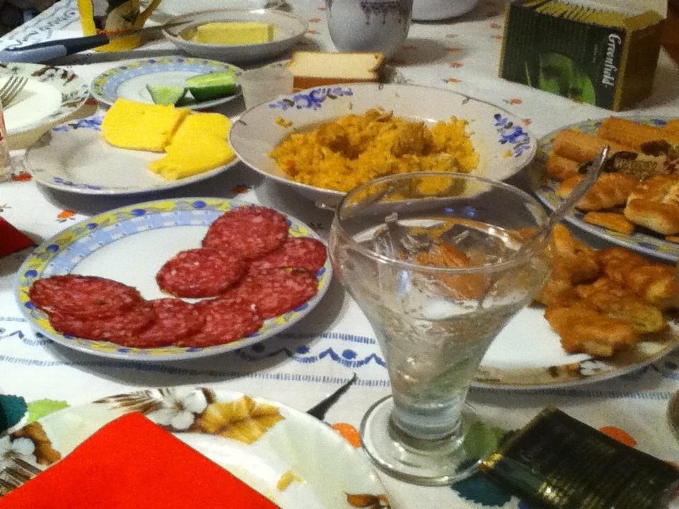 Cousin Leisa's Breakfast