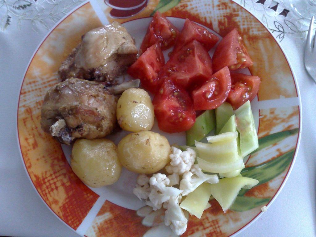 Cousin Maria's Breakfast