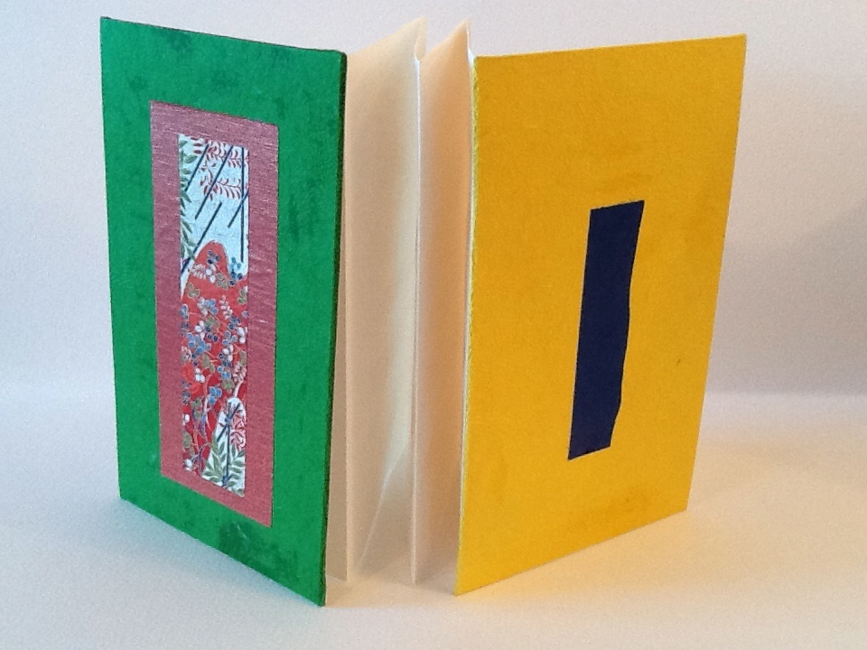 Accordion Folded Book