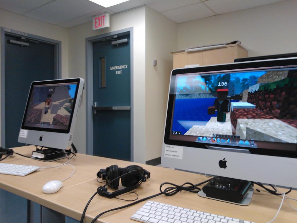 Open Minecraft Lab Clients