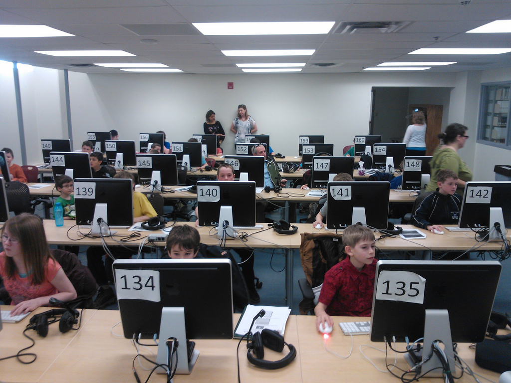 Open Minecraft Lab