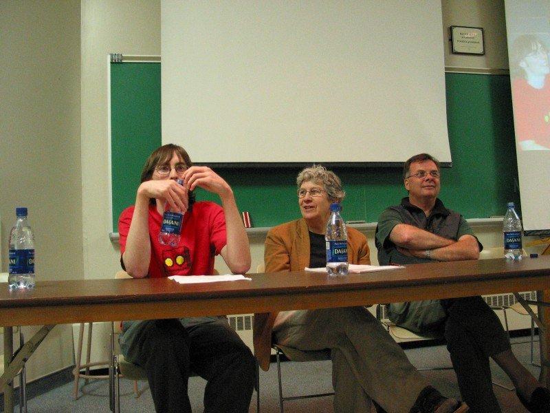 Weblogging Panel