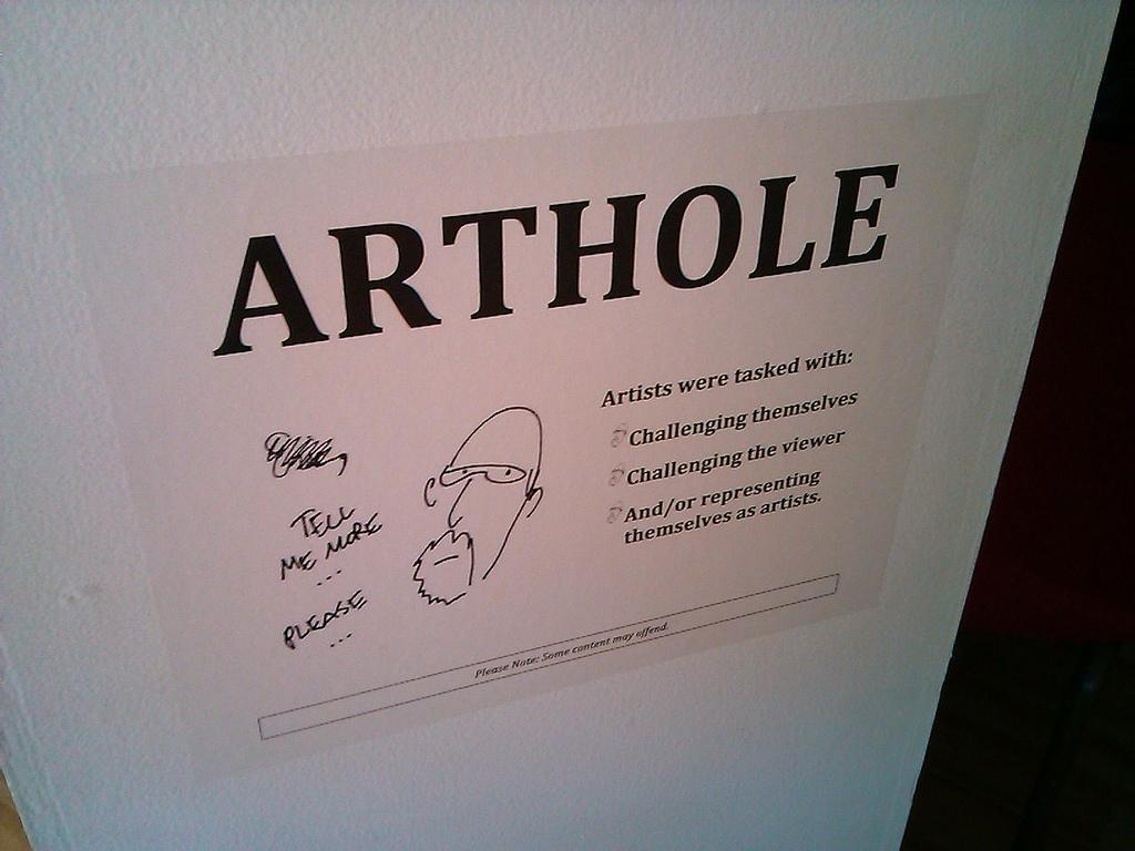 Arthole: Credits