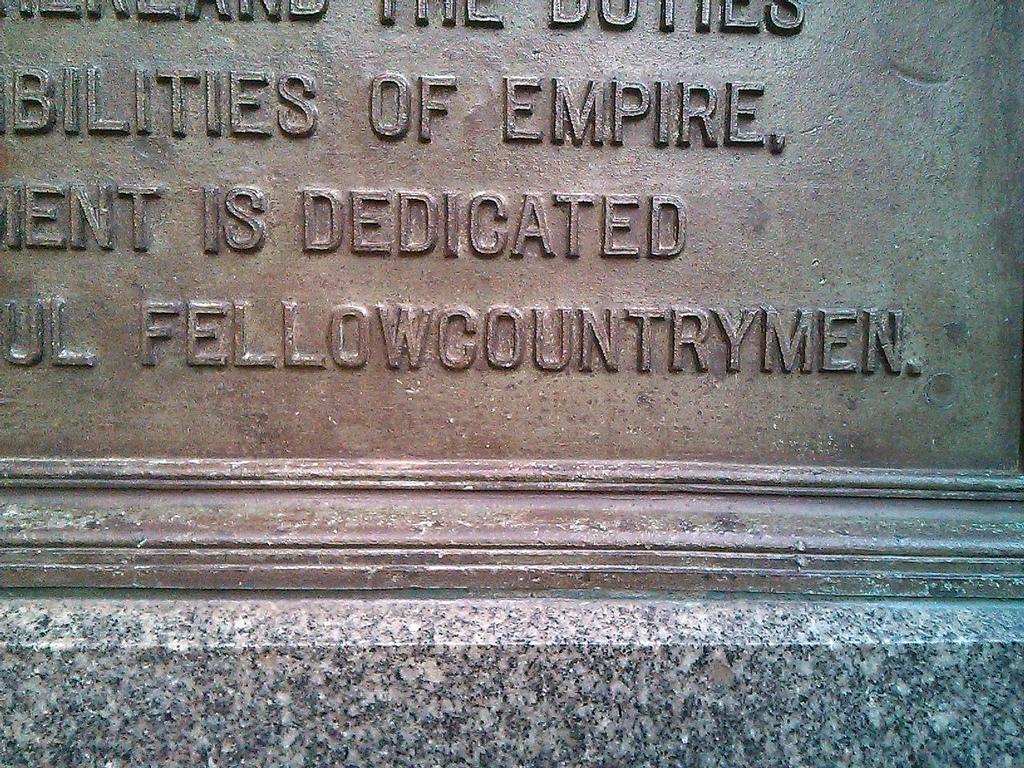Fellowcountrymen