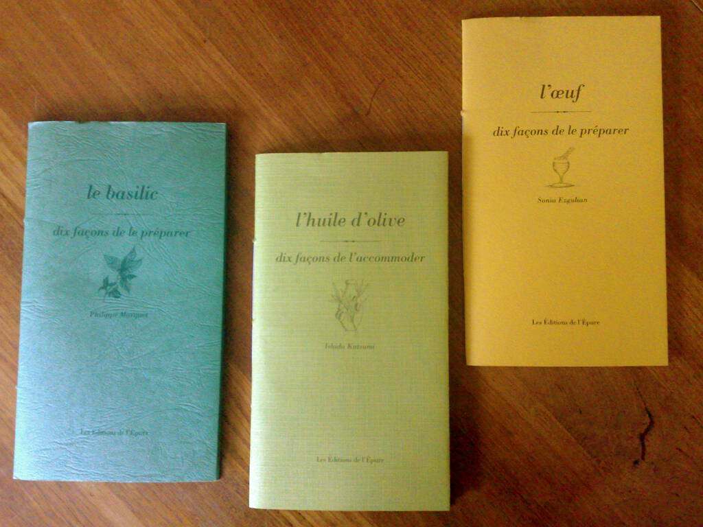French Food Books