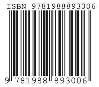 My ISBN for Meat Pie at the Landmark Cafe