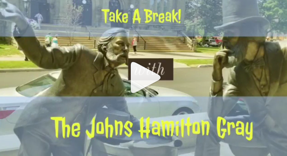 Johns Hamilton Gray Title Card